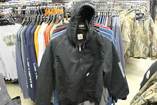 CARHARTT RIPSTOP MENS ACTIVE JAC JACKET QUILT LINED NEW 100108