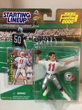 New England Patriots Drew Bledsoe 1999-2000 NFL Starting Lineup Figure