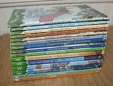 Lot of 15 Magic Treehouse #1 2 4 6 9 15 17 21 28 34 35 38 39 + 2 Research Guides