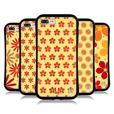 HEAD CASE DESIGNS FLORAL PATTERN HYBRID CASE FOR APPLE iPHONE 7 PLUS