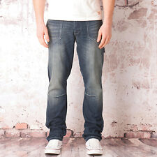 Mens Gio Goi Dillham Mid Wash Jeans In Denim From Get The Label