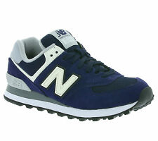 New New Balance ML574 Shoes Trainers Blue ML574VAB Casual shoes WOW
