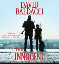 David Baldacci - THE INNOCENT  - Unabridged audio CDs
