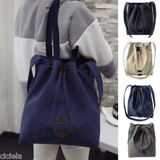 Women Shoulder Handbags Bags Tote Messenger Purse Canvas Shopping Satchel Wallet