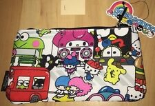 NWT HELLO SANRIO by Sanrio Hello Kitty Loungefly Cosmetic Baby Pencil Wipe Case