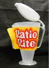 Ratio Rite Premix Gas Mixing Fork Oil & gear oil Measuring Lid or Cup or Both