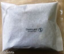 25g Silica Gel Bag Sachets Desiccant Sachet Drying Pouches  - UK MANUFACTURED