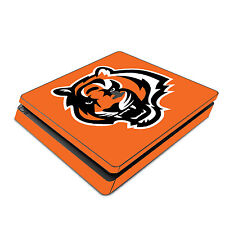 Skin Decal Cover Sticker for Sony PS4 Slim -  Bengals