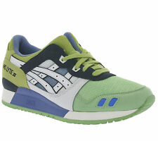 NEW asics Gel-Lyte III Shoes Trainers Green H629N 0101 trainers