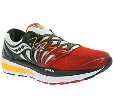 NEW Saucony Hurricane ISO 2 Men's Shoes Running Sports Shoes Red S20293-3