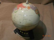 Talking World Globe True False Multi Choice Q & A GeoSafari Exploratoy