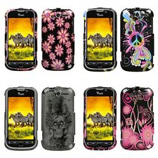 For HTC Mytouch 4G Design Snap-On Hard Case Phone Cover
