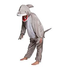 Boys Girls Snappy Shark Costume for Animals Bugs Creatures Fancy Dress