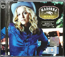 MADONNA Music 2000 MALAYSIA Edition CD RARE NEW SEALED
