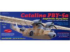 PBY-5A Catalina Balsa Build 'n Show Guillow's Balsa wood model kit#2004