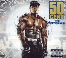 The Massacre [PA] by 50 Cent (CD, Mar-2005, Aftermath)