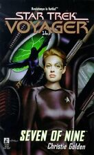 Seven of Nine (Star Trek: Voyager),ACCEPTABLE Book