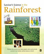 In The Rainforest (Survivor's Science),ACCEPTABLE Book