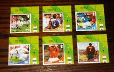 ISLE OF MAN MINT STAMPS WORLD CUP FOOTBALL CHAMPIONSHIPS 2002  - CHOOSE SET