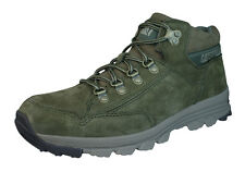 Caterpillar Interact Mid Mens Leather Boots / Sneakers - Beech