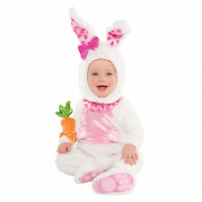 Wittle Wabbit Baby Toddlers Costume - Easter Rabbit Animal Fancy Dress -  99753