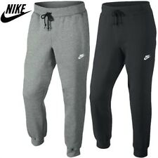 Nike Mens Fleece Bottoms Gymming Jogging Track Sweat Gym Pants Joggers Trousers