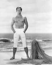 Peter Brown Stunning Poster or Photo Barechested Beefcake Pose
