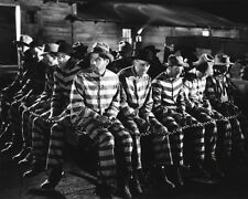 I Am a Fugitive from a Chain Gang B&W Poster or Photo Paul Muni