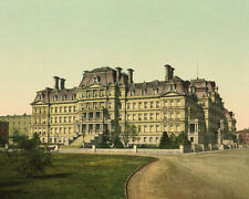 State War and Navy Building (now EEOB) in Washington DC Photo Print
