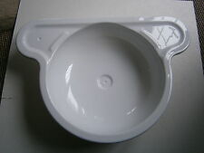 CARAVAN MOTORHOME GOOD QUALITY PLASTIC SINK UNIT IN WHITE