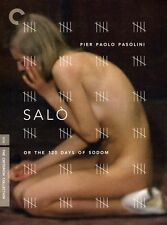 DVD: Salò, or the 120 Days of Sodom (The Criterion Collection), Pier Paolo Pasol