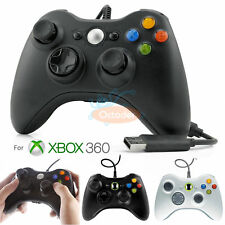2 PCS Wired USB Game Pad Controller Joystick For Microsoft Xbox 360 PC Windows