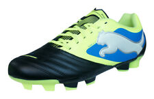 Puma PowerCat 3 FG Mens Leather Soccer Cleats / Boots - Black