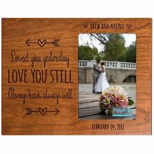 Picture Photo Frame 4x6 Personalized