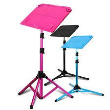 Aluminum Adjustable Music Conductor Stand Tripod Holder Folding Stage Choose
