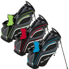 Ben Sayers 2017 Deluxe Lightweight Mens Stand Carry Golf Bag 14-Way Divider