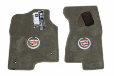 Cadillac ESCALADE Floor Mats - Medium Shale - Grey - Short - ESV - EXT - 2002-06