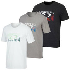 Oakley 2017 Mens 50/50 SQ Vibes T Shirt Performance Crew Neck Tee