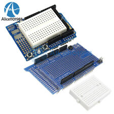 Prototype Mit Mini Shield ProtoShield V3 Breadboard For Arduino UNO MEGA2560 New