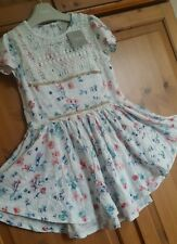 Girls lovely next party dress,sparkly diamantes ,new with tags,size 2-3,3-4,4-5