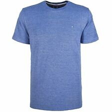 WEEKEND OFFENDER ROYCE T SHIRT BLUE WHITE SIZES M - XXXL FOOTBALL CASUALS BNWT