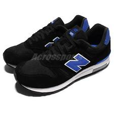 New Balance ML565KBW D Suede Navy Blue Men Classic Shoes Sneakers ML565KBWD