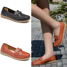 2Color Fashion Women Ballet Flats Casual Slip On Loafer Ballerina Slippers Shoes