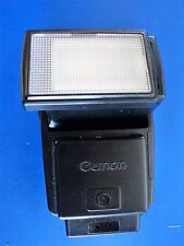 Canon Speedlite 199A Shoe Mount Flashgun with Case and Instructions
