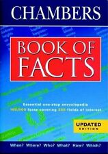 Chambers Book of Facts,GOOD Book