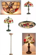 *SALE PRICE*TIFFANY Stained-glass Beige DRAGONFLY range- Inc Bulb RM10 PM47