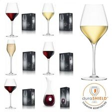 Final Touch 100% Lead-free Crystal Glassware Drinking Glasses With DuraSHIELD