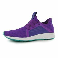 Adidas Edge Lux Running Shoes Womens Purple Run Fitness Trainers Sneakers