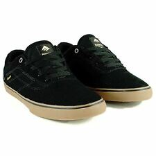 Emerica Footwear Herman G6 Vulc Pro Black Gum Skate Sk8 Streetwear Shoes New