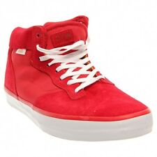 Mens Vans OTW Piercy Red